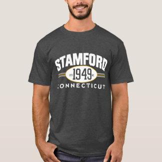 STAMFORDコネチカットの1949年の都市によって組み込まれるティー Tシャツ