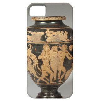 StamnosのDionysiac場面、Etruscanは每に赤計算しました iPhone SE/5/5s ケース