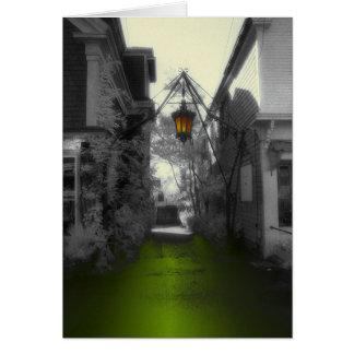 Standishの家の記入項目 カード