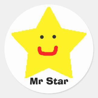 Star氏 ラウンドシール