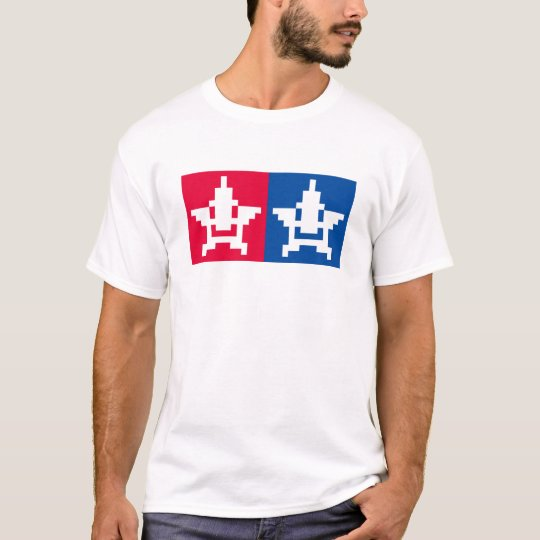 Star Star Tシャツ