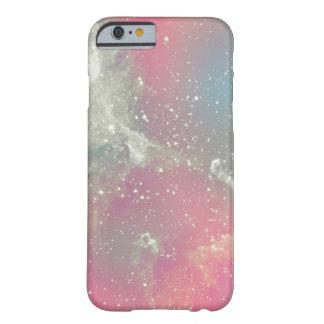 Starbabeの星雲のパステルの銀河系 iPhone 6 ベアリーゼアケース