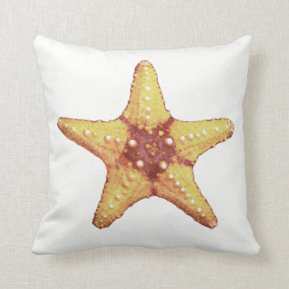 Starfish Throw Pillow クッション