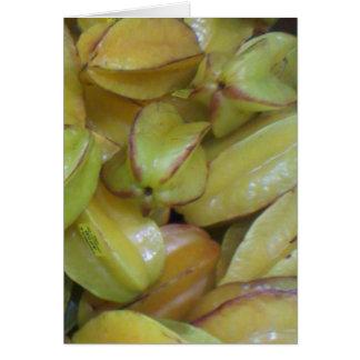 Starfruitカード カード