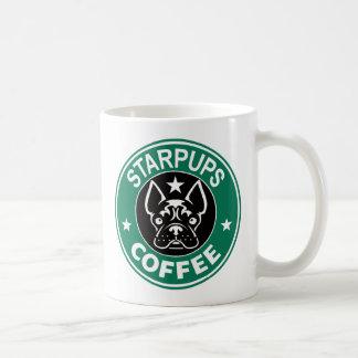 StarPupsのコーヒー・マグ コーヒーマグカップ