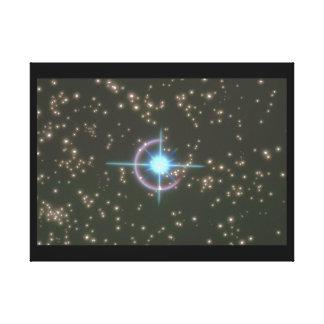 Starscape。 (starscape; 宇宙; stars_Space場面 キャンバスプリント