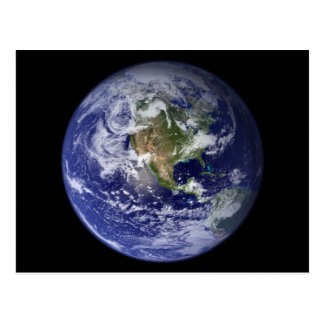 Starshipの地球 はがき