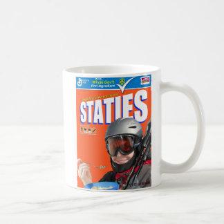 Statiesのコーヒー・マグ コーヒーマグカップ