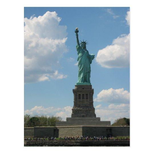 Statue of Liberty ポストカード