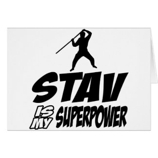 stav私の超出力 カード