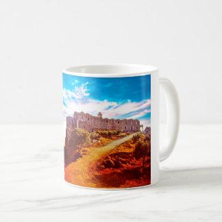 Stavrovouni修道院キプロス コーヒーマグカップ