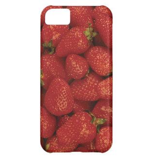 stawberriesのIPhoneの場合 iPhone5Cケース