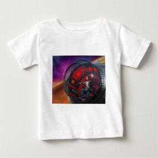 Steamfishのパイロット ベビーTシャツ
