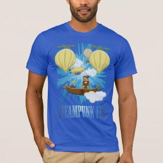 Steampunkのはえ Tシャツ