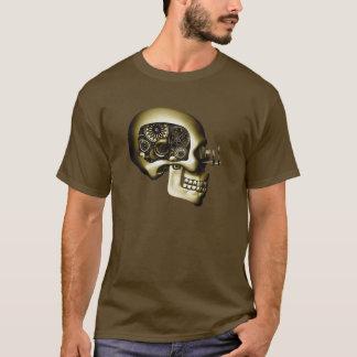 Steampunkのオートマトン#1D Tシャツ