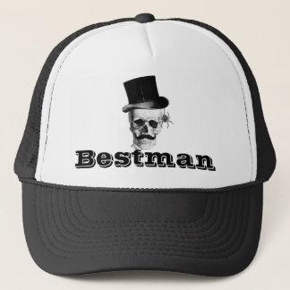 Steampunkのゴシック様式bestman キャップ