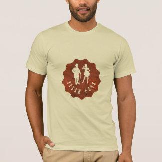 Steampunkのスタンプ Tシャツ