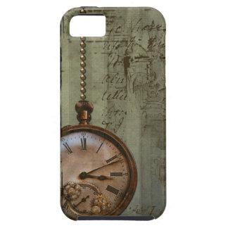 Steampunkのタイムマシン iPhone SE/5/5s ケース