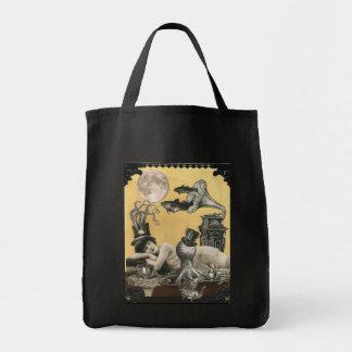 Steampunkのタコ トートバッグ