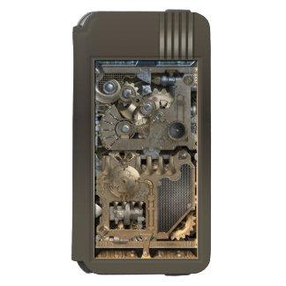 Steampunkのメカニズム Incipio Watson™ iPhone 6 ウォレットケース