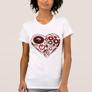 Steampunkのワイシャツ Tシャツ