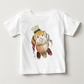 Steampunkの子犬ライトティー ベビーTシャツ