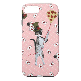 Steampunkの子猫 iPhone 8/7ケース