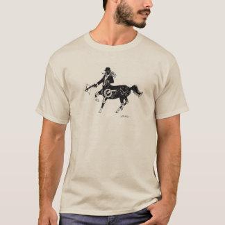 Steampunkの射手座 Tシャツ