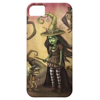Steampunkの悪賢い魔法使いiphone5の例 iPhone SE/5/5s ケース