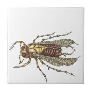 Steampunkの昆虫 タイル