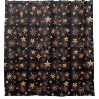 Steampunkの星 シャワーカーテン