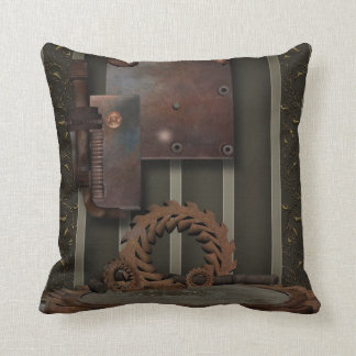 Steampunkの枕 クッション