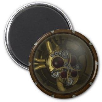 Steampunkの機械ハートの磁石 マグネット