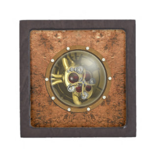 Steampunkの機械ハート ギフトボックス