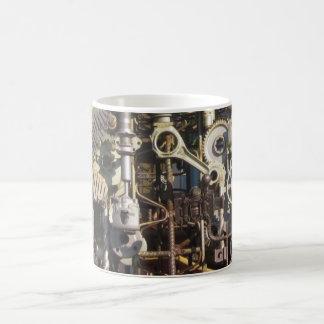 Steampunkの機械機械類機械 コーヒーマグカップ
