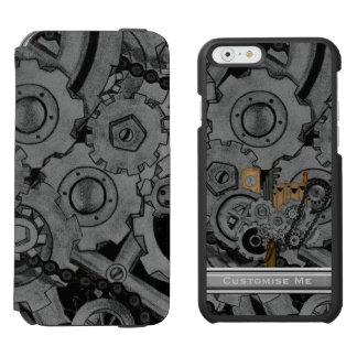 Steampunkの機械類(フルカラー) Incipio Watson™ iPhone 6 財布ケース