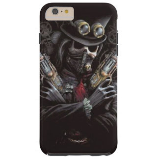 Steampunkの殺し屋 Tough iPhone 6 Plus ケース