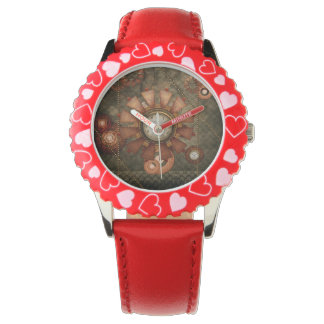 Steampunkの気高いデザイン 腕時計