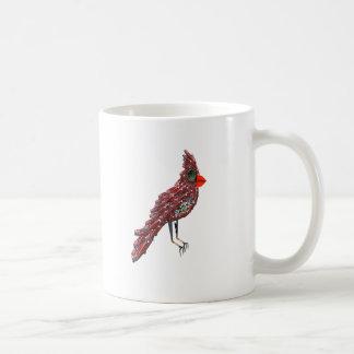 Steampunkの空想科学小説のファンタジーの(鳥)ショウジョウコウカンチョウ コーヒーマグカップ