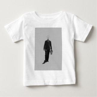 Steampunkの空想科学小説のロボットサイボーグの殺害 ベビーTシャツ