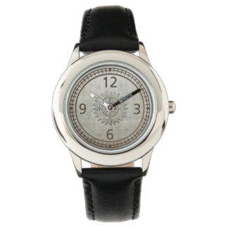 Steampunkの金属 腕時計