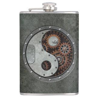 Steampunkの陰陽 フラスク