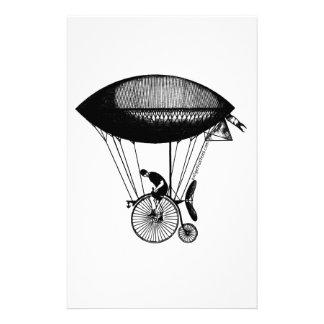 Steampunkのderigicyclist 便箋