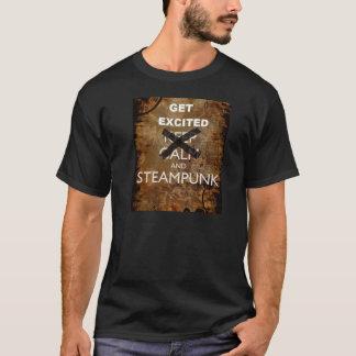 SteampunkのTシャツ Tシャツ
