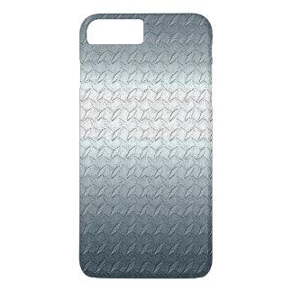 Steampunkは金属のiPhoneの場合を模倣しました iPhone 8 Plus/7 Plusケース