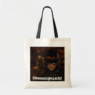 Steampunkショーン トートバッグ
