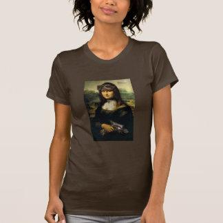 Steampunkモナ Tシャツ
