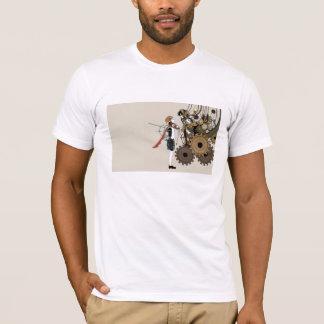 Steampunk愛 Tシャツ