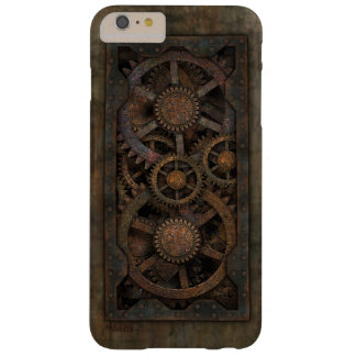 Steampunk汚い産業機械 Barely There iPhone 6 Plus ケース