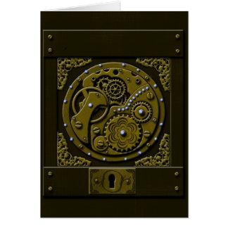 Steampunk箱 カード